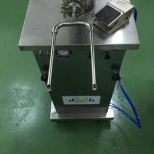 Semi Automatic Stamp Cup Cake Filling Machine New Design pictures & photos