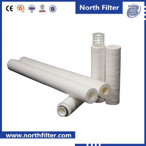 Activated Carbon Wire Wound Water Filter pictures & photos