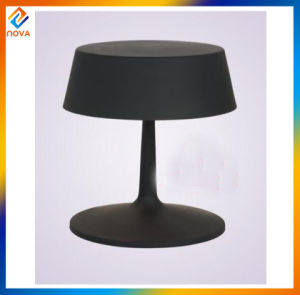 Table Lamp with Black Shade for Home and Hotel pictures & photos