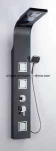 Factory Price Black Titanizing Shower Panel Nj-9865 pictures & photos