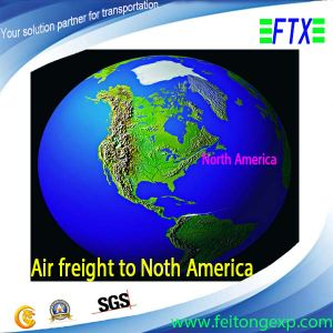 Air Cargo Shipment to San Salvador North America