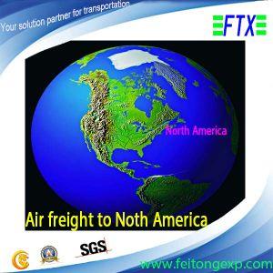 Air Cargo Shipment to San Salvador North America