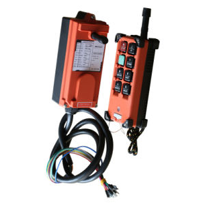 F21-6s Industrial Wireless Remote Control for Gantry Overhead Bridge Crane pictures & photos