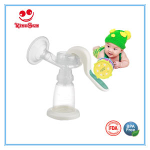 Advanced Manual Breast Pump with Standard Neck PP Baby Bottle pictures & photos
