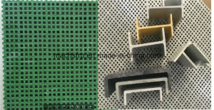 Micro Mini FRP Grating with Gritted Heigh Stength pictures & photos