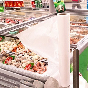 Customed Disposable Safe Plastic Bags for Food Packing ---Printing or Transparent