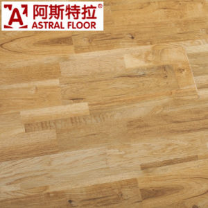 HDF with High Quality and Low Price Handscraped Grain Laminate Flooring (AS1507) pictures & photos