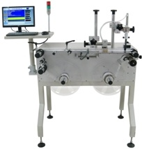 Roll to Roll (RFID) Labeling Machine/Labeler pictures & photos