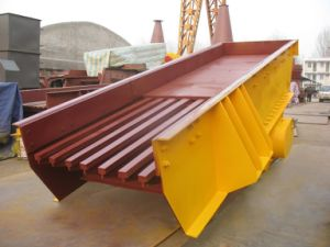 Vibrating Grizzly Screen Feeder / Mining Vibrating Feeder Machine / Mineral Vibrating Feeder pictures & photos