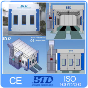Btd Auto Maintenance Painting Equipment Auto Spray Booth pictures & photos