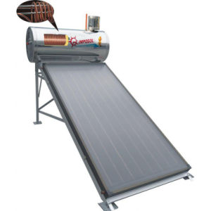 Pressurized Preheating Copper Coil Solar Energy Water Heater pictures & photos
