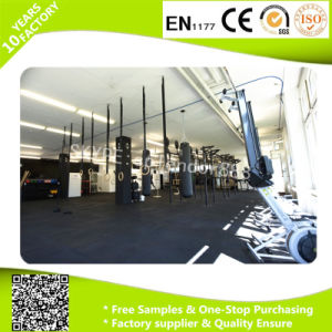 Crossfit Rubber Flooring Rubber, Gym Flooring Used pictures & photos