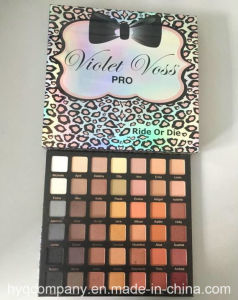 The Newest Eye Shadow Makeup Violet Voss PRO 42 Colors Eyeshadow Palette pictures & photos