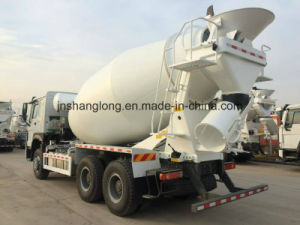 HOWO 6X4 10 M3 Mixer Truck (ZZ1257N3841/SOWA) pictures & photos