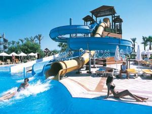 Family Slide Fiberglass Water Slide in Water Park pictures & photos
