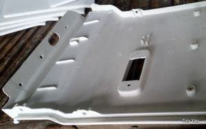 Sheet Mould Compounding Truck Parts pictures & photos