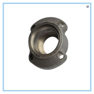 CNC Machining Part Stainless Steel Casting Part Flange pictures & photos