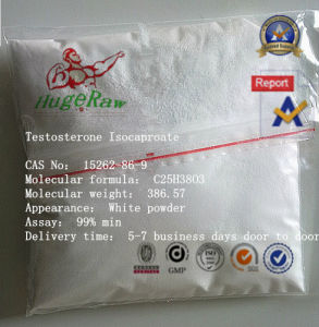 Purity 99% Raw Steroids Hormone Powder Testosterone Isocaproate pictures & photos