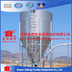 Jinfeng Feed Silo for Chicken/Pig Poultry Equipment pictures & photos
