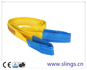 Sln Heavy Eye Type Webbing Slings pictures & photos