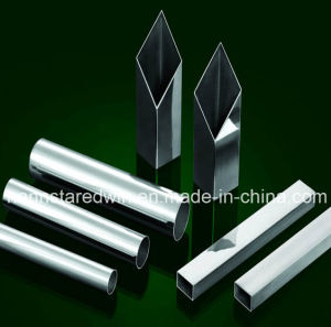 304 Stainless Steel Pipe Price with Good Quality pictures & photos