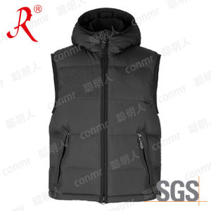 Wholesale Winter Warmer Polyester Vest (QF-812) pictures & photos