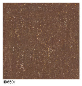 Grade AAA 600X600 800X800 Brown Double Loading Polish Porcelain Tile pictures & photos