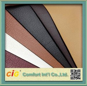 Stocks PU Patent Leather for Shoe USD 1 pictures & photos