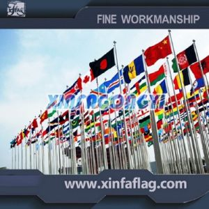 High Quality Polyester Country Flags pictures & photos