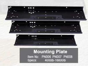 Mounting Plate Pn002 pictures & photos
