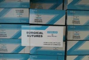 Absorbable/Nonabsorbable Surgical Suture pictures & photos