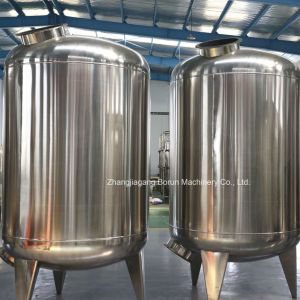 Reverse Osmosis Water Purification System for Beverage Filling Line pictures & photos