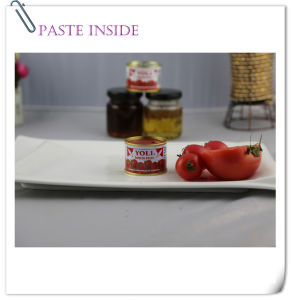 Competitive Price Canned Tomato Paste in Canned Food pictures & photos