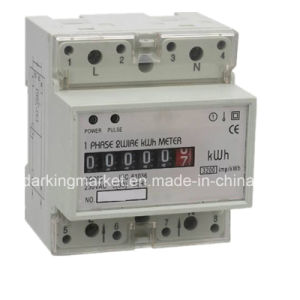 Multi-Tariff Electric DIN-Rail Meter for Smart Home pictures & photos