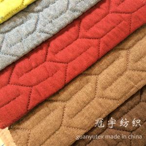 Decoraive Sofa Fabric Quilting Twine Treatment pictures & photos