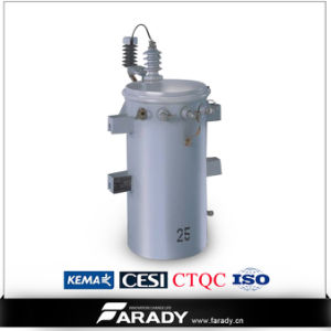 13800V 50 kVA Complete Self Protection Pole Mounted Overhead Csp Transformer pictures & photos