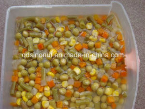New Crop Fresh Material Canned Mixed Vegetables pictures & photos