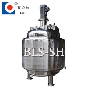 Stainless Steel Industrial Tank Mixing Vessel Storage Tank pictures & photos