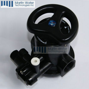3 Way Valve Water Softener Manual Control Valve (F64B) pictures & photos