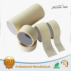 High Temperature Painting Crepe Masking Tape for Car pictures & photos