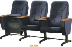 Big Audirorium Chair Meeting Church Chair with Tablet (YA-12A) pictures & photos