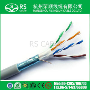 Cat5e UTP LAN Cable Fluke Test Pass with Ce/ETL/RoHS pictures & photos