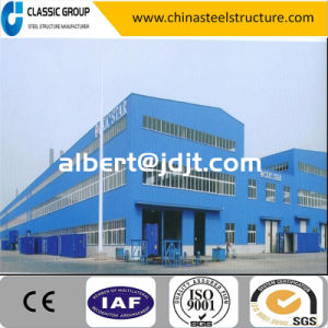 Professional China Easy and Fast Install Steel Structure Warehouse/Factory/Shed with Design pictures & photos