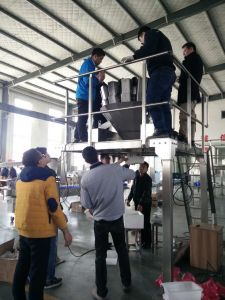 Fish Chicken Seafood High Precision SUS 304 Multihead Weigher pictures & photos