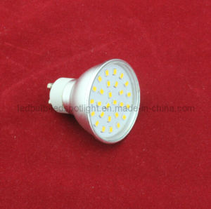 High Lumen 220V-240V LED GU10 MR16 E27 E14 (27SMD 2835) pictures & photos