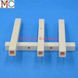 Insulation Alumina Ceramic Square Pipe pictures & photos
