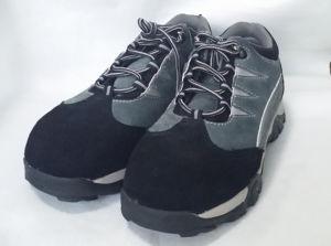 Chemical Resistant Composite Toe Cap Sport Safety Shoes pictures & photos