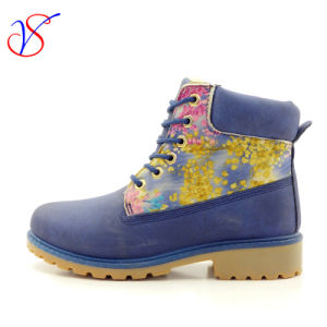 2017 New Injection Men Women Safety Working Work Boots Shoes (SVWK-1609-011 NAVY)