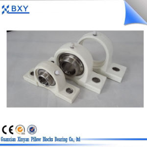 Plastic Pillow Block Housing Bearing with Stainless Steel pictures & photos