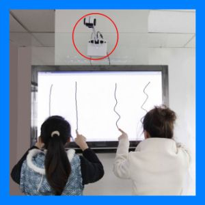 Multi-Finger Touch Interactive Whiteboard